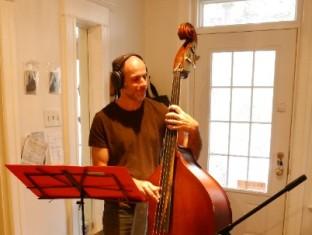 Matt Cabana on bass