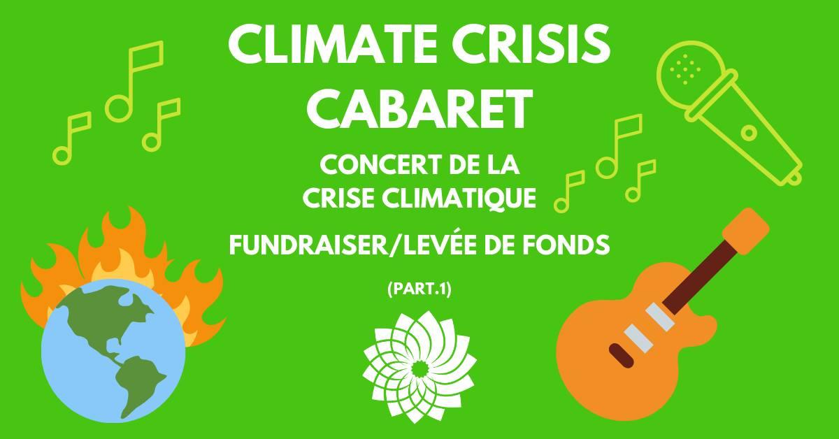 climate crisis cabaret
